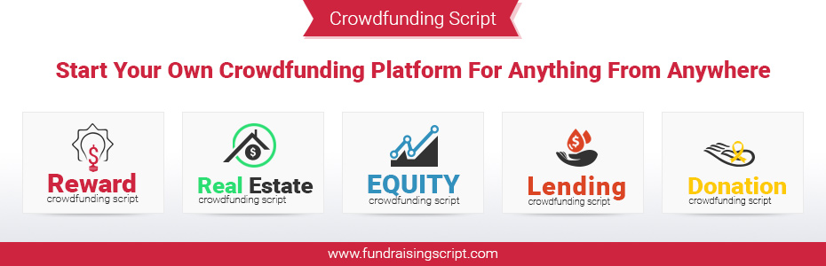 Crowdfunding platform categories, niche and ideas