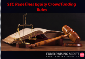 Equity Crowdfunding redefines by SEC