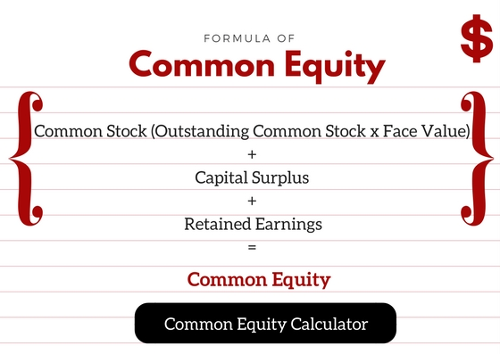 common-equity-formula