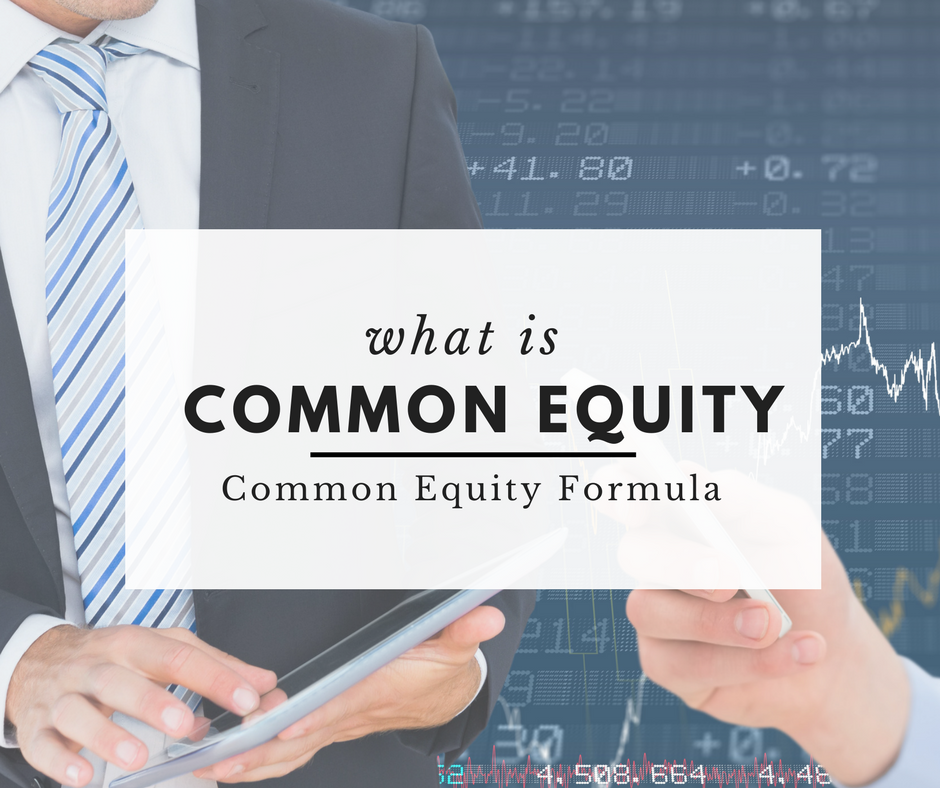 what-is-common-equity