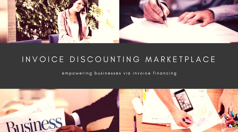 Invoice Discounting/Financing Marketplace