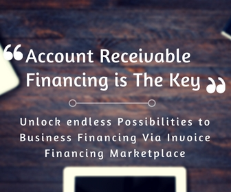 Account receivable factoring is the key