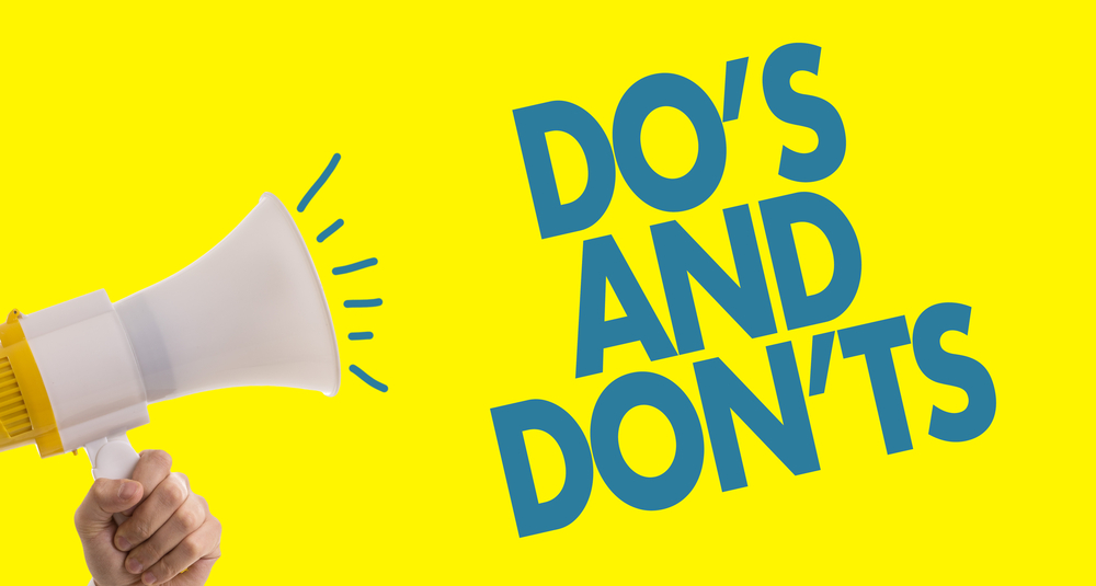 Dos & Don'ts of Crowdfunding