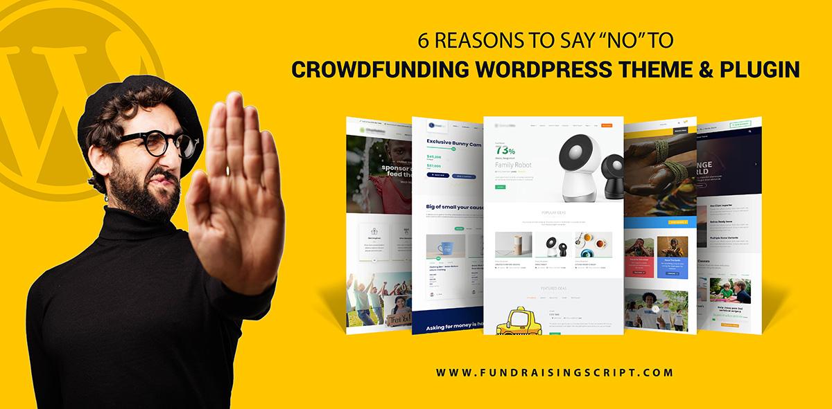 Crowdfunding WordPress Theme & Plugin