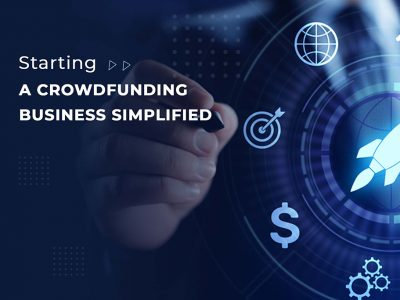 Crowdfunding business simplified