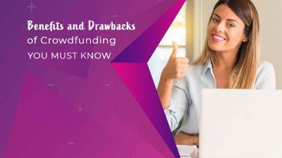 benefits and drawback of crowdfunding