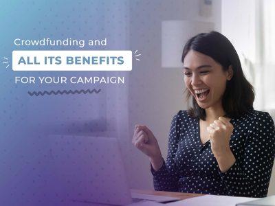 Benefits f crowdfunding